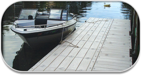 1000 Series Floating Dock