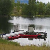 Paddle Sports Dock