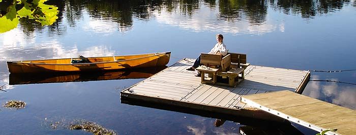 Floating Boat Dock