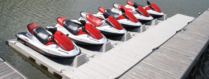 PWC Marina Dock - Rental