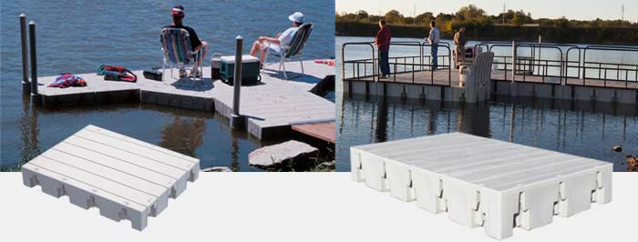 Floating Dock at your home