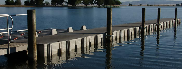 Boat launch dock