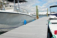 Boat Rental Dock